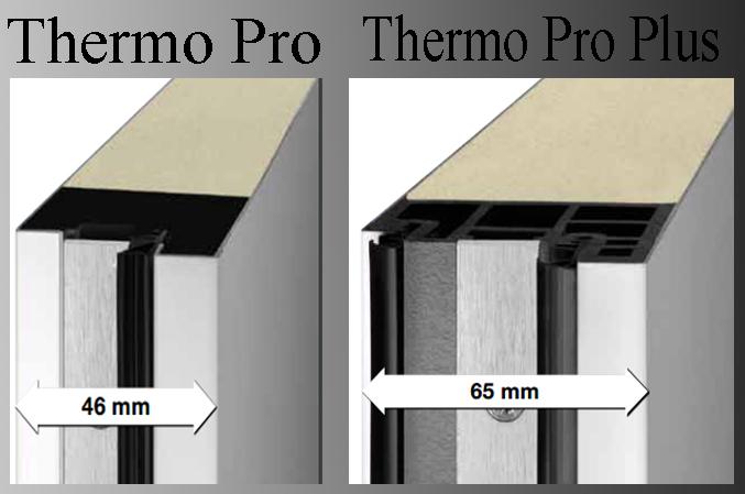 Thermo pro ir Thermo Pro Plus